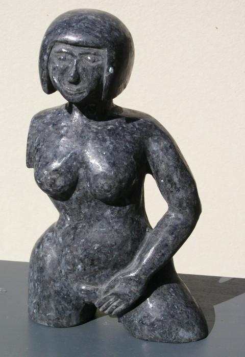 Frau Bubukopf